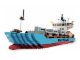 Set No: 10155  Name: Maersk Line Container Ship 2010 Edition