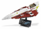 Set No: 10215  Name: Obi-Wan's Jedi Starfighter - UCS