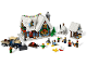 Set No: 10229  Name: Winter Village Cottage