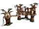 Set No: 10236  Name: Ewok Village