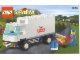 Set No: 1029  Name: Milk Delivery Truck - Tine