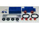 Set No: 103  Name: 4.5V Motor Set with Rubber Tracks