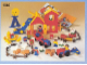 Set No: 1040  Name: Farm - 76 elements and a picture book (1991 version)