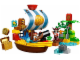Set No: 10514  Name: Jake's Pirate Ship Bucky