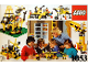 Set No: 1053  Name: Community Buildings (LEGO Basic School Set)