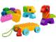 Set No: 10554  Name: Toddler Build and Pull Along