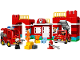 Set No: 10593  Name: Fire Station