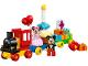 Set No: 10597  Name: Mickey & Minnie Birthday Parade