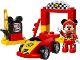 Set No: 10843  Name: Mickey Racer