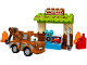 Set No: 10856  Name: Mater's Shed