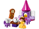 Set No: 10877  Name: Belle's Tea Party