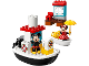 Set No: 10881  Name: Mickey's Boat