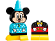 Set No: 10898  Name: My First Mickey Build