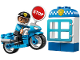 Set No: 10900  Name: Police Bike