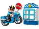 Set No: 10900  Name: Police Bike