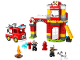 Set No: 10903  Name: Fire Station