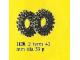 Set No: 1120  Name: Tires (42 mm)