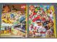 Set No: 1130  Name: Storage Folder for Building Instructions (16 Internal Pockets)