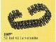 Set No: 1149  Name: Bulldozer Chainlinks