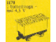 Set No: 1170  Name: Replacement Train Battery Tender