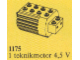 Set No: 1175  Name: 4.5V Motor