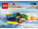 Set No: 1189  Name: Rocket Boat