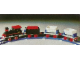 Set No: 120  Name: Complete Freight Train Set with Tipper Trucks