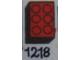 Set No: 1218  Name: 2 x 3 Bricks