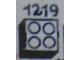 Set No: 1219  Name: 2 x 2 Bricks