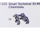 Set No: 1229  Name: Small Technical Chainlinks