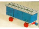 Set No: 124  Name: Goods Wagon