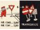 Set No: 1240  Name: 8 Road Signs
