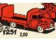 Set No: 1251  Name: 1:87 Esso Bedford Truck