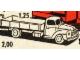 Set No: 1253  Name: 1:87 Bedford Flatbed Truck