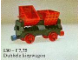 Set No: 130  Name: Wagon with Double Tippers