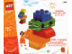 Set No: 1384  Name: Preschool Building Toy polybag