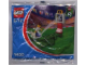 Set No: 1430  Name: Small Soccer Set 3 polybag