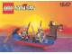 Set No: 1547  Name: Black Knights Boat