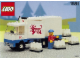 Set No: 1581  Name: Delivery Truck