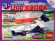 Set No: 1646  Name: Lego Motion 3A, Land Laser polybag