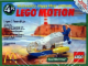Set No: 1649  Name: Lego Motion 4B, Sea Skimmer polybag