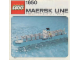 Set No: 1650  Name: Maersk Line Container Ship
