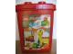 Set No: 1705  Name: Large Dinosaur Bucket