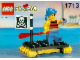 Set No: 1713  Name: Shipwrecked Pirate polybag