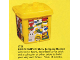 Set No: 1751  Name: Duplo Bucket