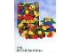 Set No: 1764  Name: Birthday Building Set