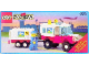 Set No: 1773  Name: Airline Maintenance Vehicle with Trailer