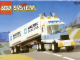 Set No: 1831  Name: Maersk Sealand Container Lorry