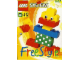 Set No: 1837  Name: Freestyle Duck