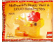 Set No: 1916  Name: McDonald's Happy Meal & Duplo Building Sets polybag